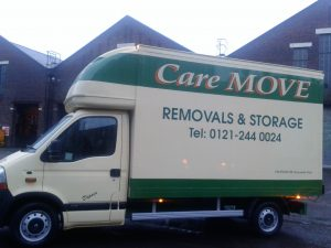 removals service solihull
