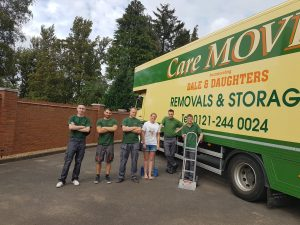removals solihull sutton coldfield